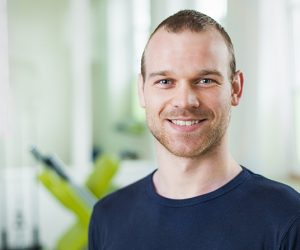 Physiotherapeut Andreas